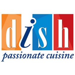 Dish Passionate Cuisine logo